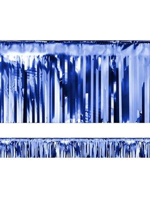 Lietutiņa virtene, zila, 18.5 x 400 cm