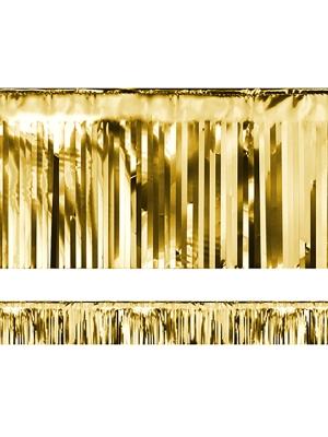 Lietutiņa virtene, zelta, 18.5 cm x 400 cm