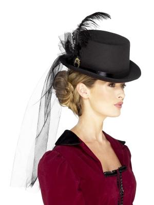Viktorijas laika cepure