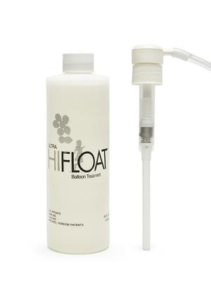 Balonu apstrādes līdzeklis Hi-Float un dozators, 0.47 l