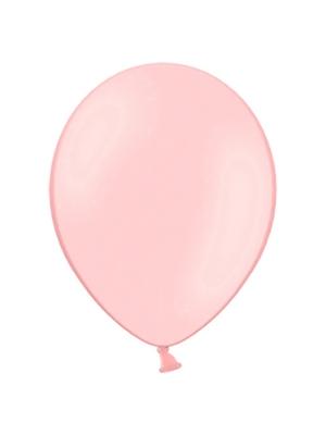 100 gab, Gaiši rozā, pasteļtonis, 25 cm