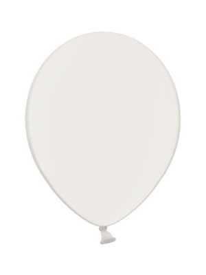 100 gab, Balts, metālisks, 29 cm