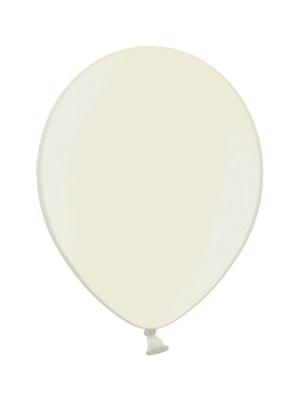 100 gab, Gaiša krēmkrāsa, metalisks, 29 cm,