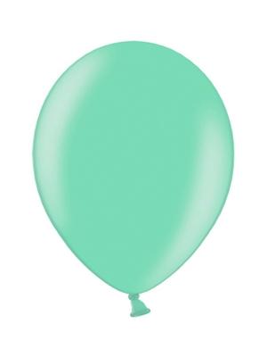 100 gab, Zilganzaļš, metālisks, 29 cm