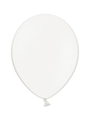 100 gab, Balts, pasteļtonis, 29 cm