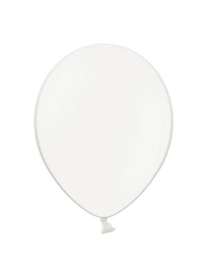 100 gab, Balts, pasteļtonis, 23 cm