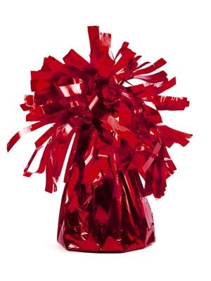Balonu atsvars, sarkans, 130 gr