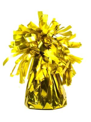 Balonu atsvars, zelta, 130 gr