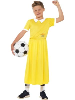 Zēns kleitā kostīms