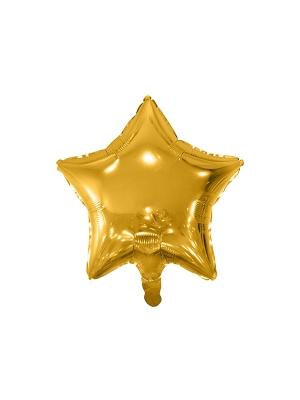 Zvaigzne, zelta, 48 cm