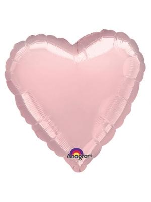 Sirds, gaiši rozā, 45 cm