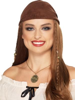 Pirātes kaklarota, bronza