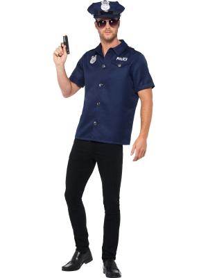 ASV policista kostīms