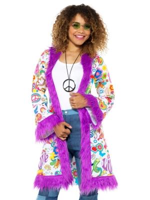 Hipiju halāts, 60 gadu stils