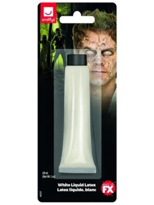 Šķidrais lateks, balts, 28 ml
