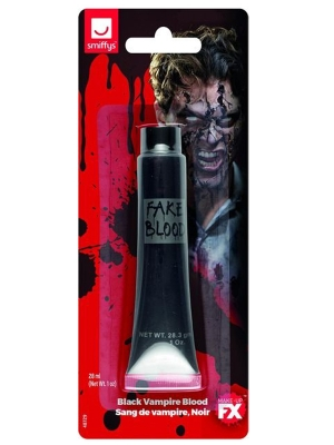 Vampīra asinis, melnas, 28 ml
