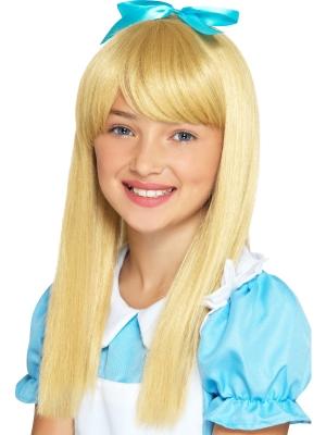 Alises parūka, blonda