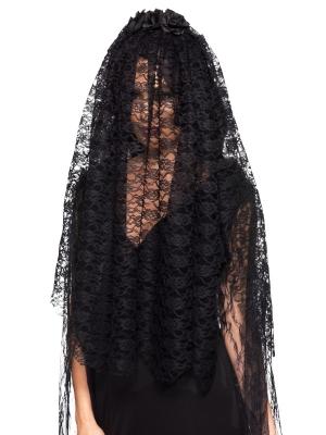 Atraitnes plīvuris, melns