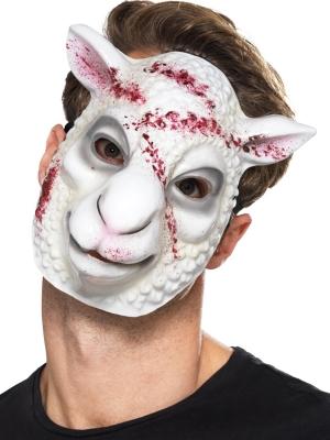 Ļaunas aitas, slepkavas maska
