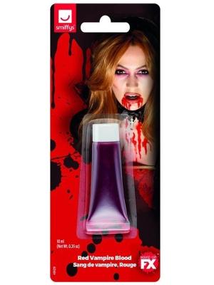 Mākslīgās asinis, sarkanas, 10 ml