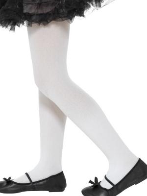 Zeķubikses, baltas, (6-12 gadi)