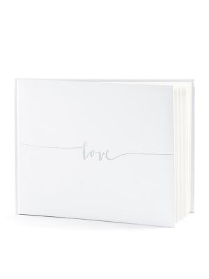 22 lpp, Viesu grāmata Love, 24 x 18.5 cm