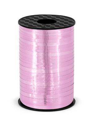 Lente rozā, metāliska, 5 mm x 225 m
