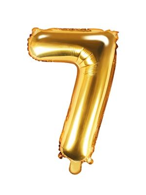 Folija, 7, zelta, 35 cm