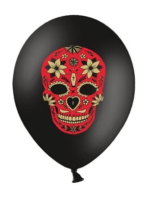 Balons Mirušo diena, melns, 30 cm