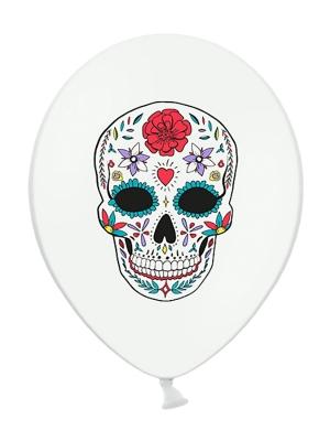 Balons Mirušo diena, balts, 30 cm