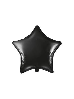 Zvaigzne, melna, 48 cm