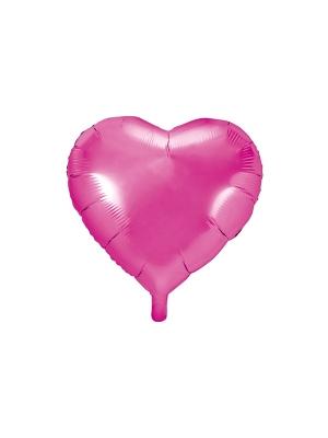Sirds, tumši rozā, 45 cm