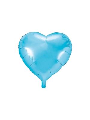 Sirds, gaiši zila, 45 cm