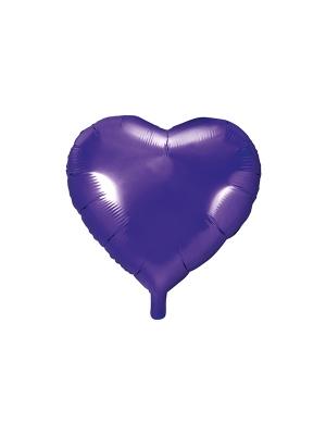Sirds, violeta, 45 cm