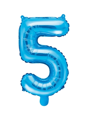 Folija, 5, zils, 35 cm