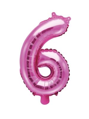 Folija, 6, tumši rozā, 35 cm