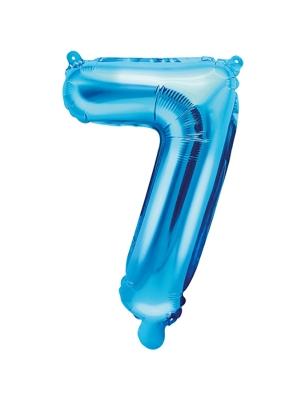 Folija, 7, zils, 35 cm