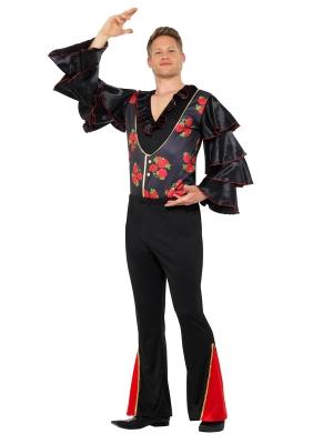 Flamenko vīriešu kostīms