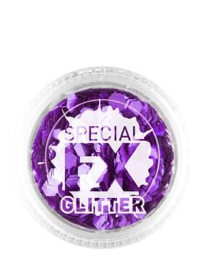 Spīdumi, violeti, 2 g