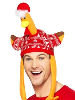 Ziemassvētku tītara cepure