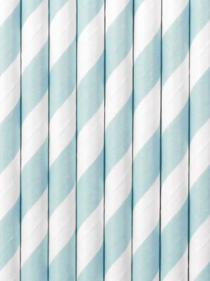 10 gab, Salmiņi, gaiši zili, 19.5 cm