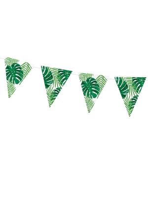 """Virtene Aloha """"Lapas"""" - 8 karodziņi, 15 x 130 cm"""