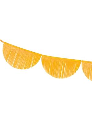 Papīra virtene, dzeltena, 32 x 300 cm