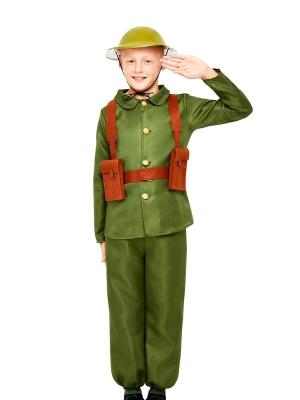 Pirmā pasaules kara karavīra kostīms