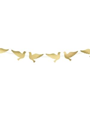 Dūju virtene, zelta, 8.1 x 86 cm