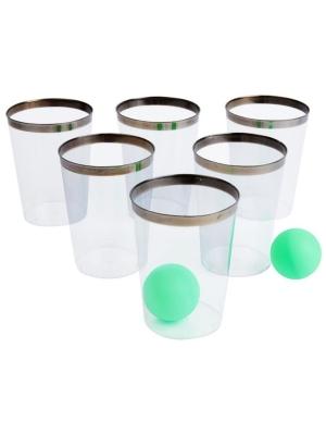 Party Pong spēle ballītei