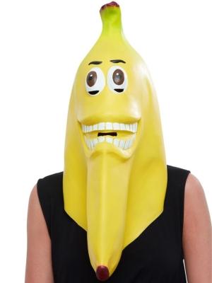 Banāna maska
