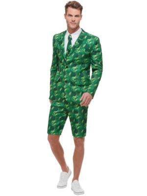 Uzvalks ar tropisku apdruku