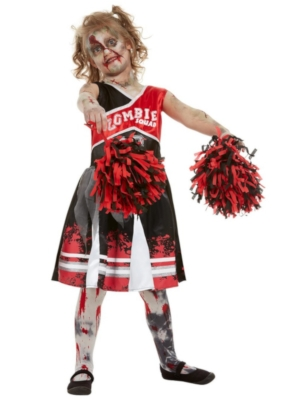 Karsējmeitenes zombija kostīms