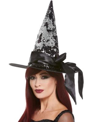 Gliteru raganas cepure